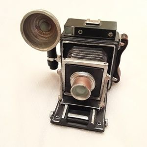 Home or Office Decor Vintage Camera